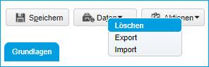 Importvorlagen 1