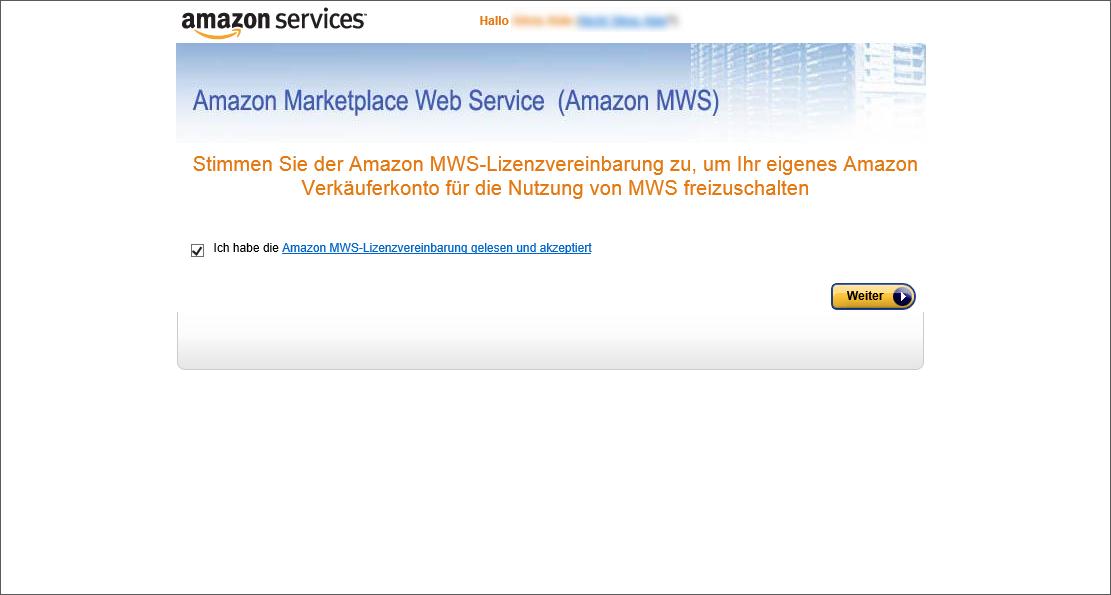 Amazon Registrierung 3