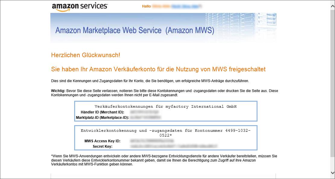 Amazon Registrierung 4