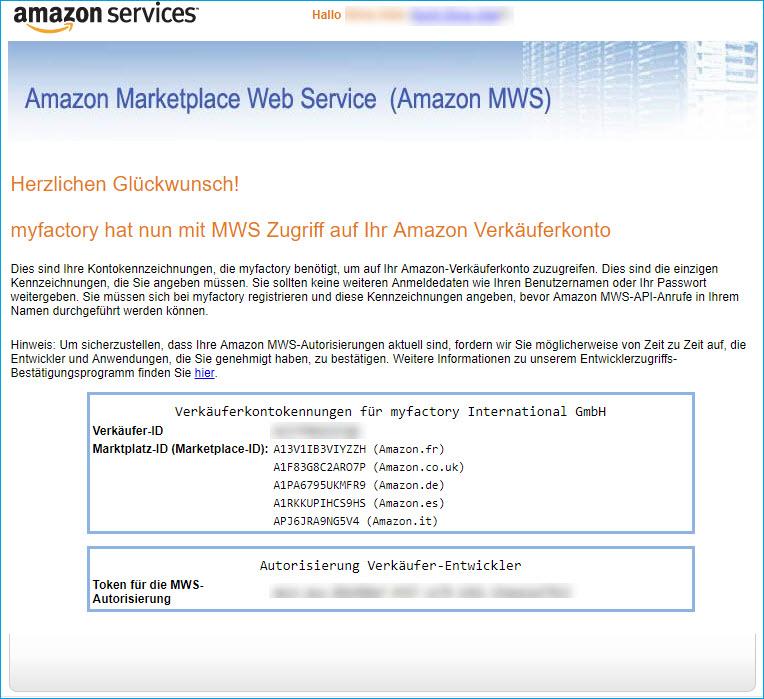 Amazon Registrierung 6