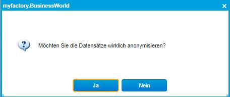 EU-DSGVO: So nutzen Sie den Anonymisierungsassistenten 7