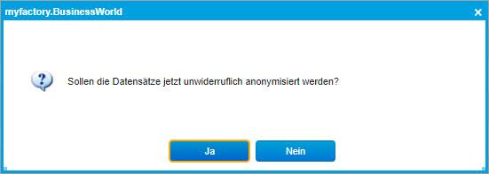 EU-DSGVO: So nutzen Sie den Anonymisierungsassistenten 9