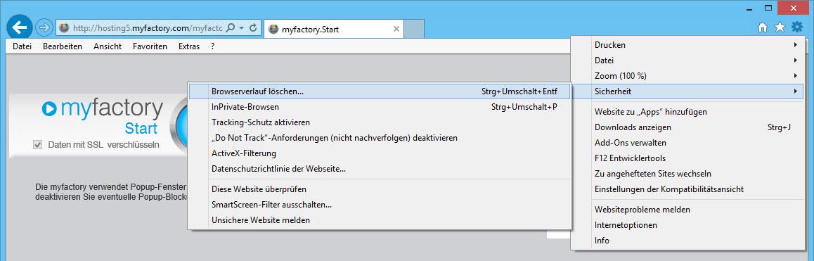 Internet Explorer 14