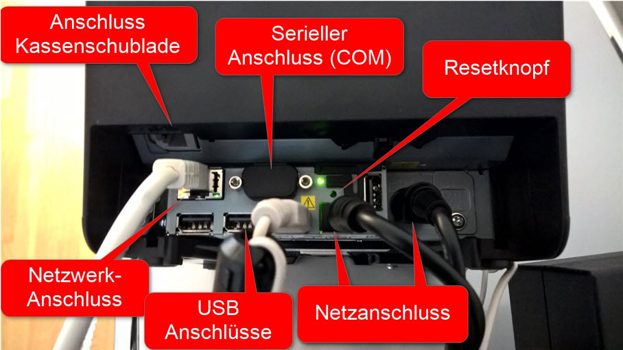 myfactory.POS: Kassenhardware installieren 7