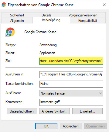 myfactory.POS: Kassenhardware installieren 4