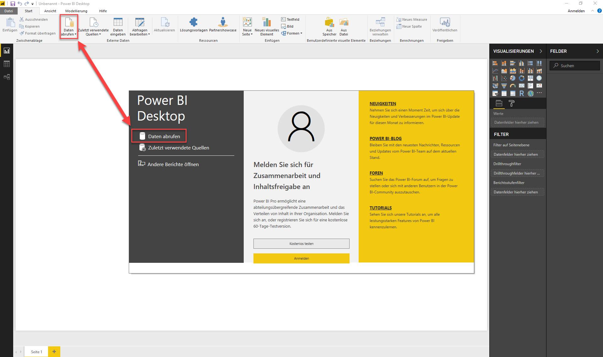 myfactory als Datenquelle: Die REST API für die Microsoft PowerBI-Auswertung nutzen 2