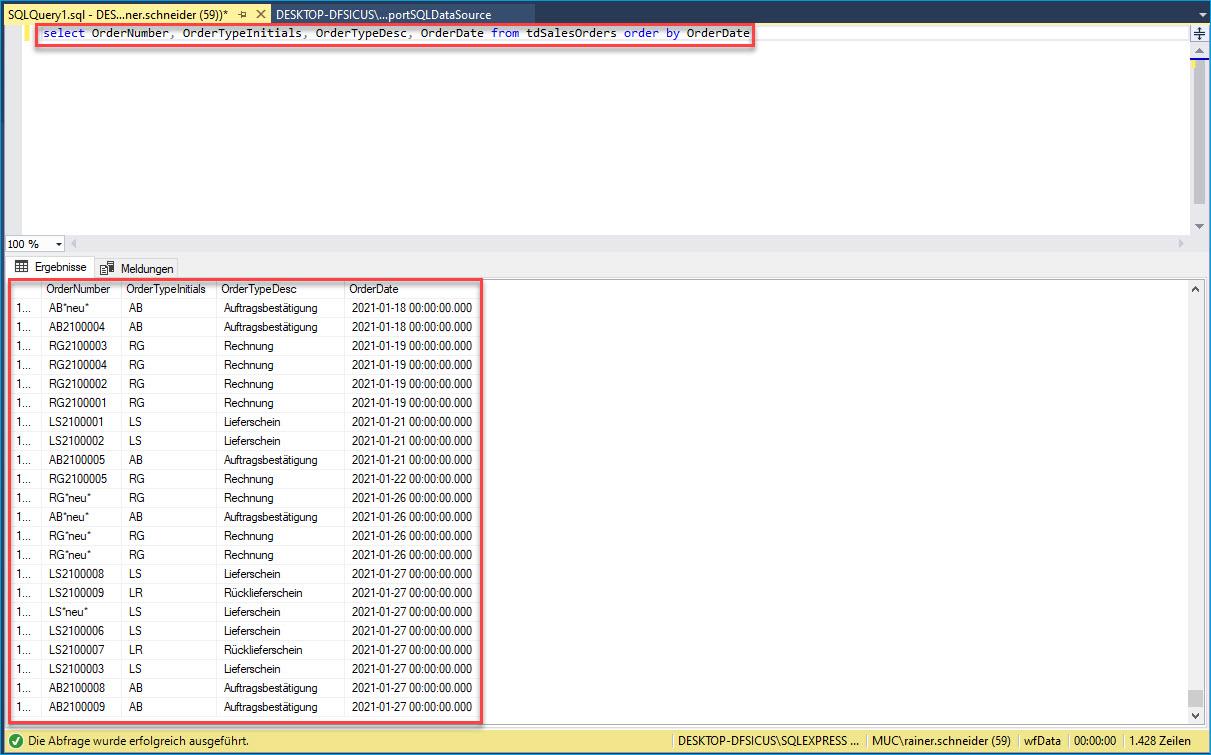 Eigene SQL-Datenquelle erstellen 3