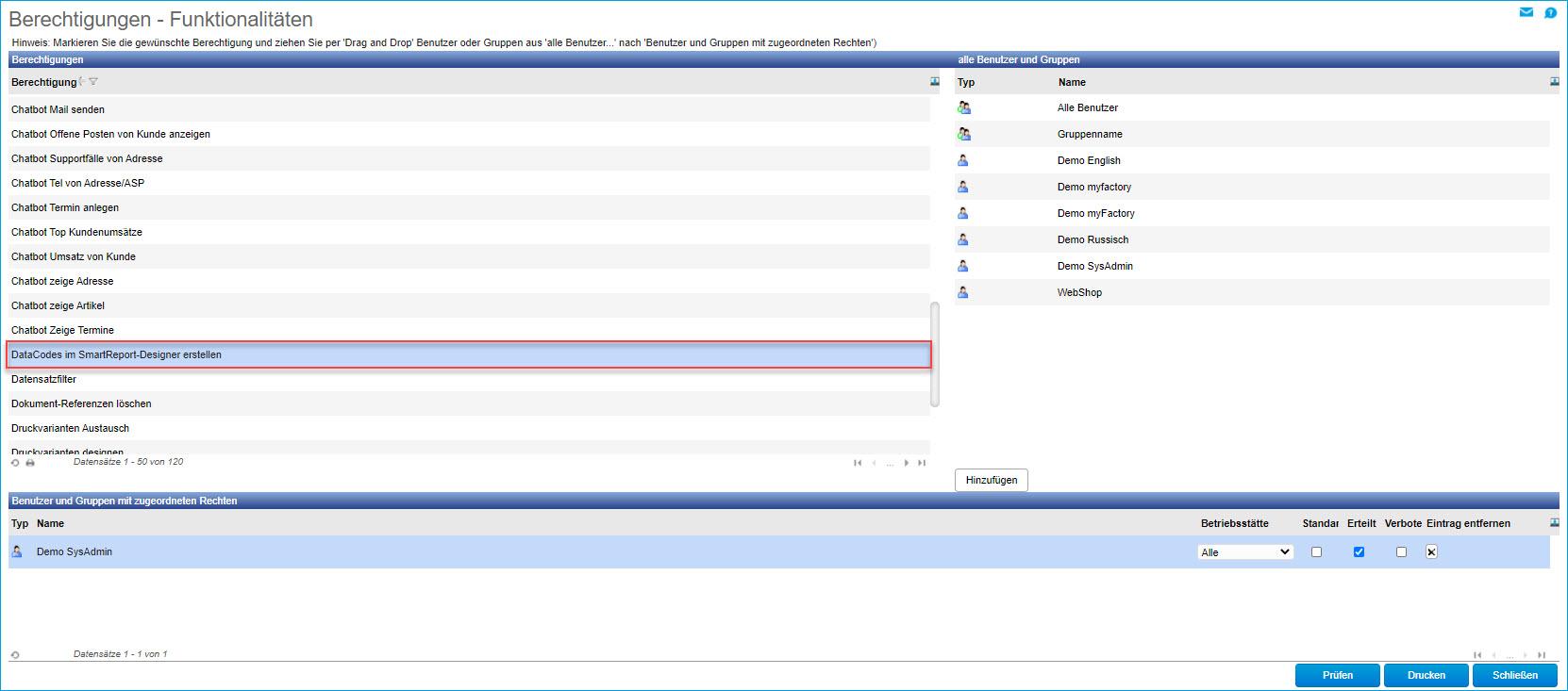 Grundsätzlicher Aufbau der Smart Reports und des Bericht-Designers 30