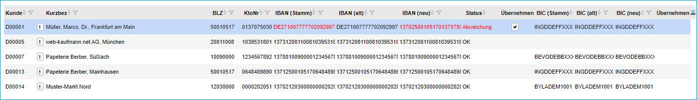 IBAN-Protokoll Kunden 1