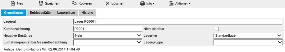 Register Grundlagen 0