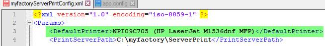 Serverdruck-Dienst 9